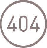 Poubelle blanche 1.3l